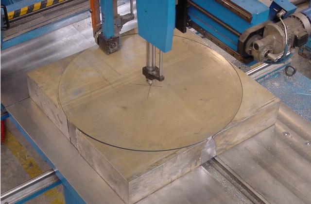 Circular cutting
