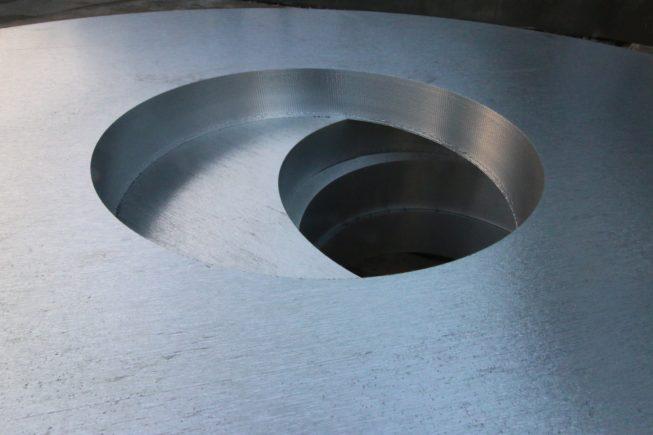 Ring cutting